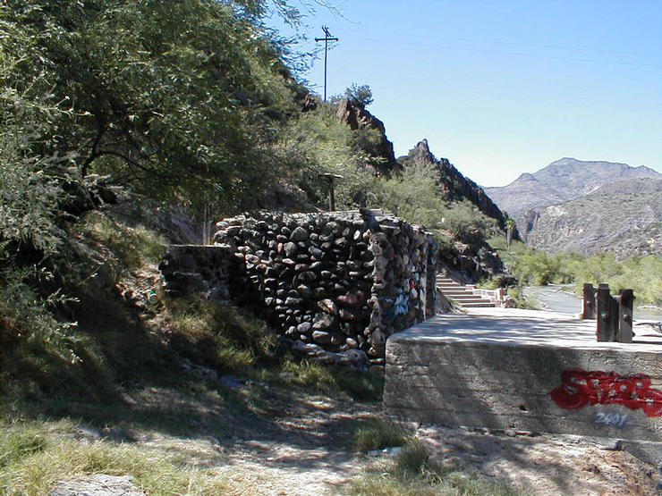 Hot Springs Verde Valley AZ
