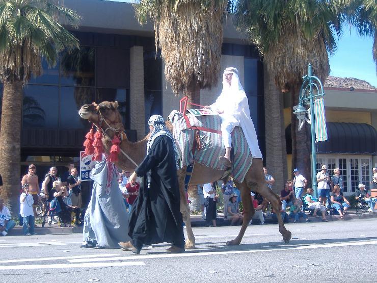 palm springs gay pride 2005